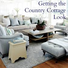 modern country homes interiors getting the country cottage look chic living