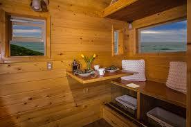tiny home interior monarch tiny homes makes this 8x20 tiny house model