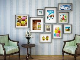 how to hang picture frames that have no hooks does each wall need a picture hanging on it lovetoknow
