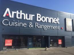 cuisine showroom arthur bonnet