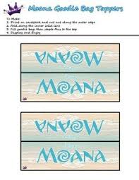 53 moana printables images printable crafts