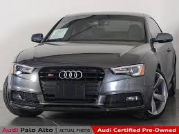 certified pre owned audi s5 used certified pre owned audi s5 for sale edmunds