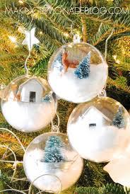 diy whimsical woodland ornaments aka my come true