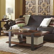 joss main home decor home decor dark walnut finish contemporary pie shaped corner