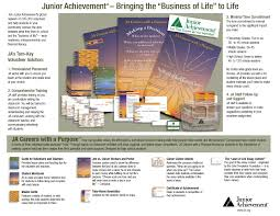 junior achievement of new jersey corporate volunteerism kit