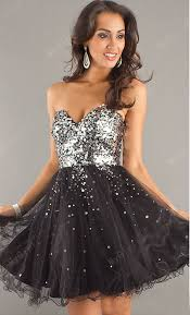 prom dresses black long dresses online