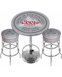 coors light bar stools sale incredible memorial day sales on trademark coors light game room