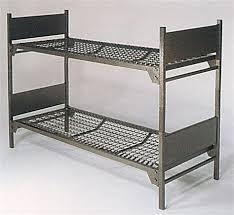 Prison Bunk Beds Correctional Metal Bunk Beds Intersafe