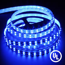 color changing rgb 5050 double row 144w led strip light