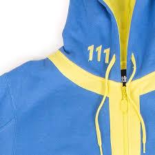 fallout vault jumpsuit the bethesda store vault 111 fleece jumpsuit