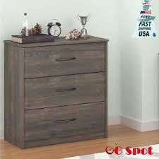bedroom dresser chest 3 easy glide drawers furniture clothes