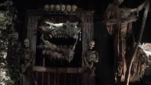 professional haunted house ideas