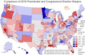 2016 Presidential Election Map by Check Out Our Maps And Analysis Comparing 2016 U0027s Presidential And