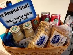 hospital gift basket best 25 thank you nurses ideas on