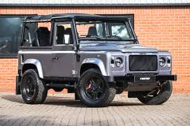 land rover defender convertible current stock twisted automotive