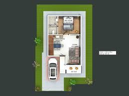 2 Bhk Floor Plans Villa Plans Maple Woods