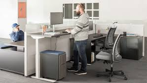 western office sit stand