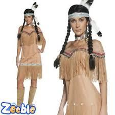 pocahontas costume womens indian costume pocahontas fancy dress warrior