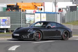 porsche gt3 is this the 2018 porsche 911 gt3 touring package autoevolution