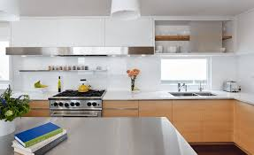Glass Backsplashes For Kitchens with Five Methods To Redo Kitchen Backsplash With Out Tearing It Out