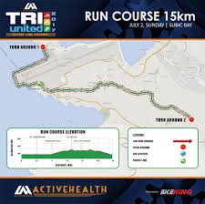 United Route Map 2017 Tri United Exceed Long Distance Route Maps Activehealth