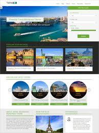 New York best travel agency images 54 travel wordpress themes templates for travel blogs vacation jpg