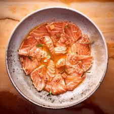 le figaro cuisine ce soir testez ce saumon mi cuit madame figaro cuisine