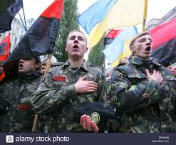 Army Flag For Sale Situation In Ukraine Where Nationalists Mark Ukrainian Insurgent