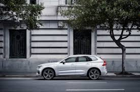 2018 Xc60 2018 Volvo Xc60 Production Begins In Sweden Automobile Magazine