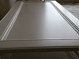 best paint for kitchen cabinets ppg the best self leveling cabinet paint options dengarden