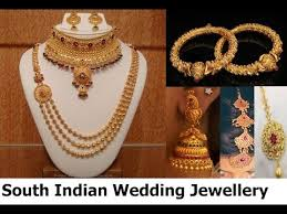 south indian wedding jewellery collection