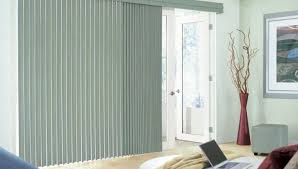 door sliding glass door vertical blinds stunning installing