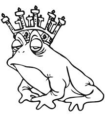awesome frog pictures color coloring 6573 unknown