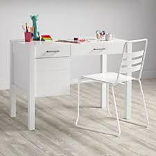 Land Of Nod Desk Cargo Kids Desk White The Land Of Nod