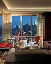 apartments nyc penthouse by pepe calderin design amazing glass