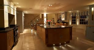 track lighting in the kitchen lighting a renovated country house north yorkshire brilliant