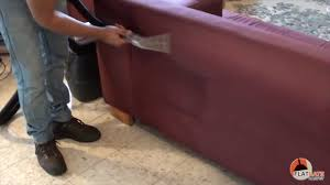 Rug Doctor Couch Cleaning Dirty Microfiber Sofa Steam Cleaning Flat Rate Carpet Youtube
