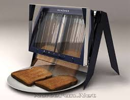 Toaster Ovens With Toaster Slots Crazy Toasters Of Modern Age Perfect Kitchen Appliance