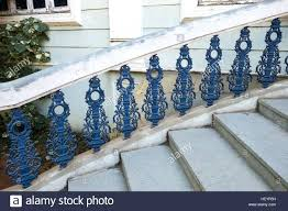 interior railings home depot wrought iron handrail stair parts houston interior balusters