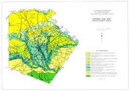 Tx Counties Map It All Starts With The Soil Urban Program Bexar County