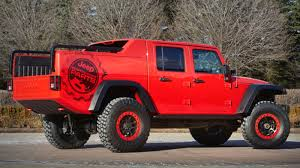truck jeeps this road rescue rig is the jeep wrangler truck
