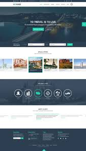 25 beautiful travel website design ideas on pinterest travel