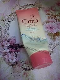 Krim Wajah Citra review citra foam til cantik
