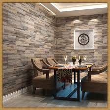 Wallpaper Designs For Dining Room Dining Room Decorating Ideas With Patterned Wallpaper