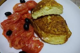 une normande en cuisine omelette normande au yaourt nature cuisine de zika