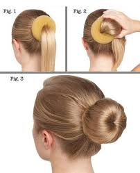 bun scrunchie swacc hot hair donut bun maker set updo scrunchie chignon import