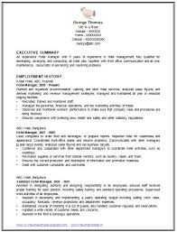 surprising ideas standard resume 6 79 inspiring sample download