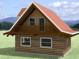 Floor Plans For Small Homes With Lofts Fabulous Cabin With Loft Floor Plans Crtable
