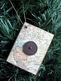 Christmas Book Ornaments - christmas holiday downton abbey tree ornaments party favor or