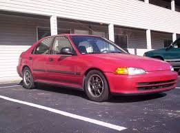 1995 honda civic lx sohc vtec 1 4 mile drag racing timeslip specs